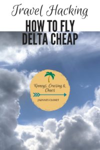 Travel Hacking: How to Fly Delta Cheap #travel #travelhacking #delta #cheapflights