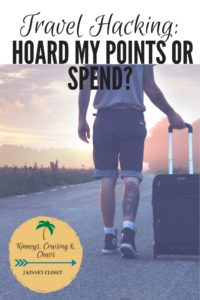 Do you want to know if you should spend your reward points or save them? #hoarding #rewardpoints #rewards #points #travelhacking #hoardpoints #spendpoints