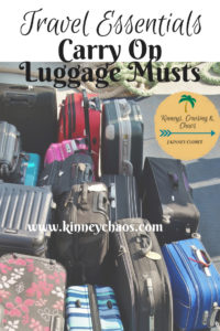 Travel Essentials and Carry on Luggage Must have's #luggage #traveltips #travelhacking #essentialpacking