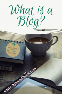 What is a blog? Come and read to find out what a blog is. #blog #blogger #startingablog #bloggingbeginners #beginningblogger