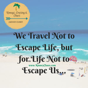 We Travel Not to Escape Life, but for Life Not to Escape Us... #travel #travelquote #traveltips #escape #stressreduction #reducestress #getaway #exotic #beach