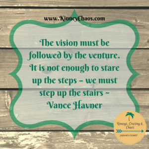 You can't just have the vision, you must put in the work. #visionboard #vision #goals #goalsetting #stairs