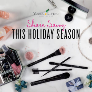 Young living Savvy brushes for this holiday season. Give a great gift to a woman who says she wants nothing. #holidaygift #youngliving #essentialoils