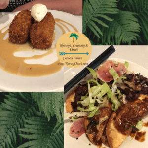 KoKo Head Cafe meals